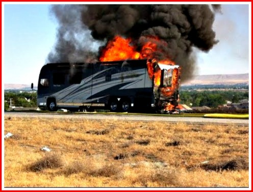 Seemingly small mistakes can destroy an RV.  Don't let this happen to yours.