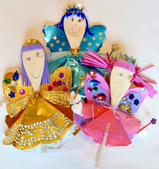 41 Wonderful Wooden Spoon Craft Ideas