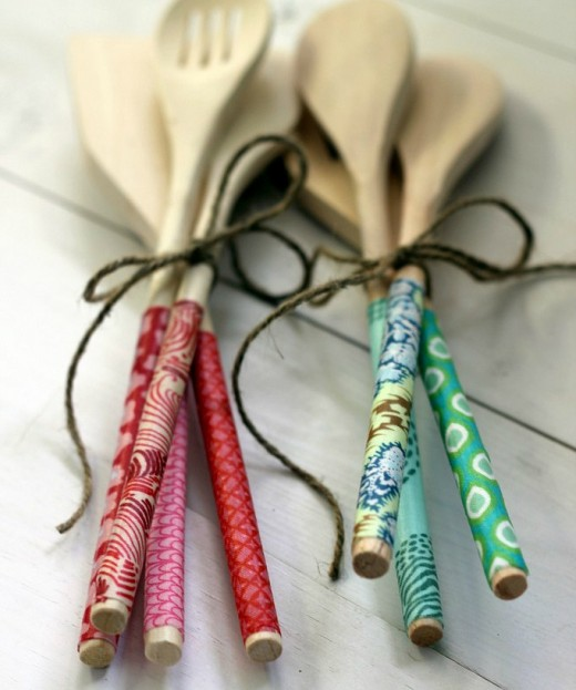 Christmas Wood Spoon Craft Ideas For Kids To Make