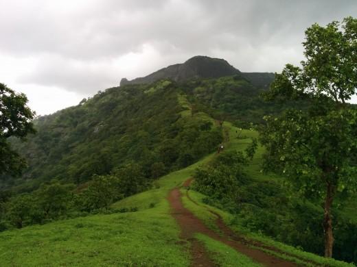 Matheran hill station of Maharashtra