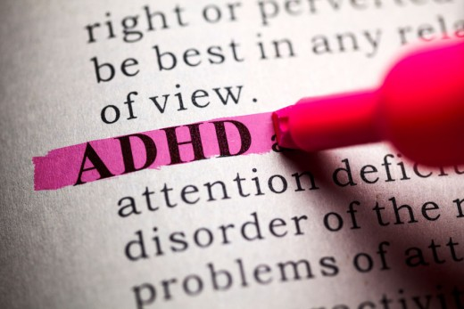 Symptoms such as forgetfulness, difficulty organizing thoughts, restlessness, and focus issues may also occur in both depression and ADHD.
