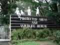 Ninoy Aquino Park and Wildlife Nature Center in Manila in the Philippines