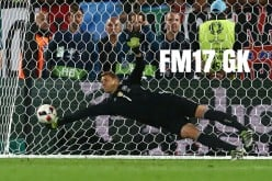 FM17: 10 Best Young Goalkeepers to Watch Out For