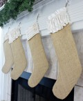 31 Best Christmas Stocking Craft Ideas