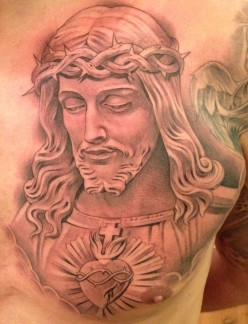 Tattoos Jesus May Have Gotten