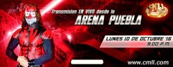 CMLL Puebla: Static Age