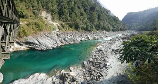 Ithun River Arunachal Pradesh