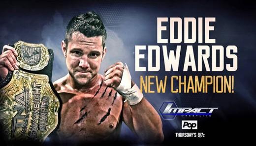 An Image of TNA World Heavyweight Champion Eddie Edwards