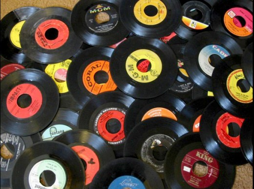 "When the 45 rpm vinyl record became a collectors item, many talented artists, whose work had been mostly ""unsung,"" were unveiled and enjoyed."