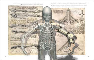 Leonardo Da Vinci - Humanoid Robot