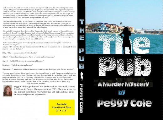 The Cover design by Mike Friedman, aka Mckbirdbks.