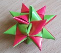 How to make a German Paper Star