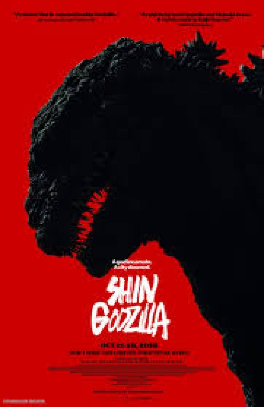 Godzilla returns to the big screen in a delightfully Retro film!