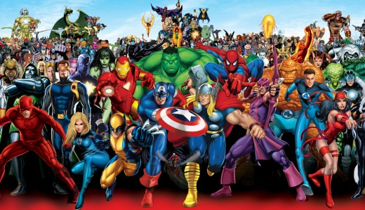 The heroes of the Marvel Universe.  With thousands of characters, the films could never introduce all of Marvel's characters, so why not include them in One-Shots?