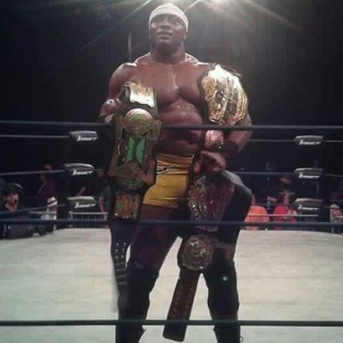 Lashley holding the X Division, the King of the Mountain and the World Heavyweight Championships, making him one of the most dominant African Americans in TNA today.