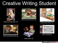 Why Do People Study Creative Writing?
