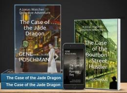 Jonas Watcher Detective Mystery Adventure Series
