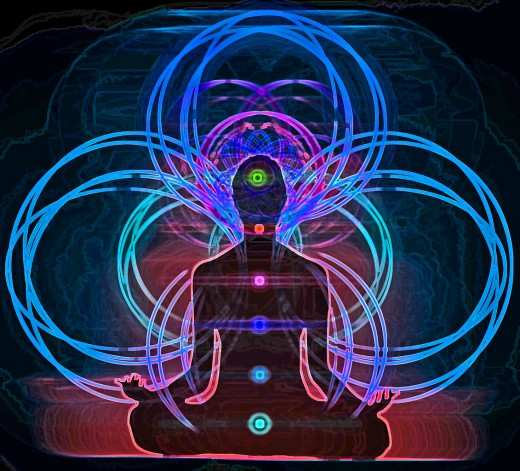People open up to spirit entry in many ways. Spirits, for example, can enter through the body openings called chakras.