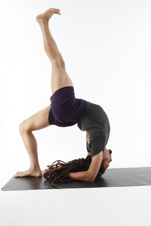 Through each yoga posture you're worshiping a certain Hindu demon or a celestial object.