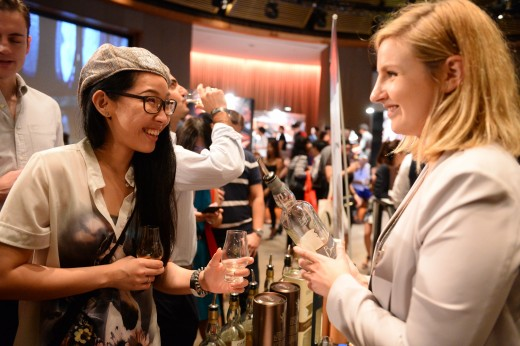 Whisky Live has seen a double digit growth in number of female attendees