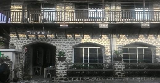 Hotel Glacier & Spa building
