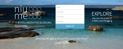 Writing at Niume: A Social Network of Blogs