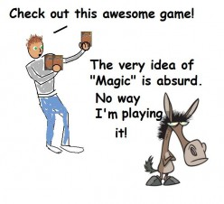 Magic the Gathering: A Great Game for the Whole Family