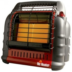 Mr. Heater Big Buddy MH18B Review