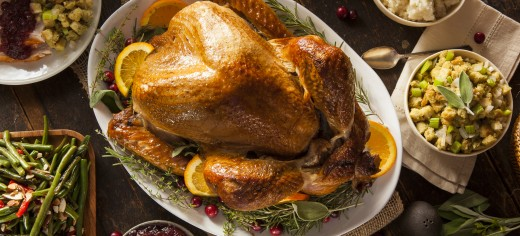 Turkey Recipes and Dishes