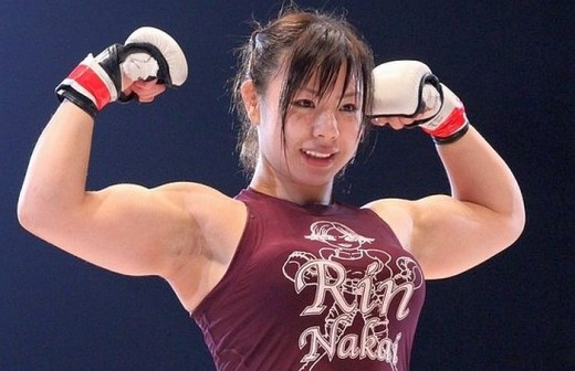 Rin Nakai - mma female fighters - mma fighter