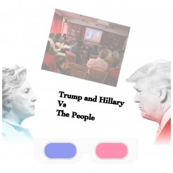 Trump & Hillary vs The People