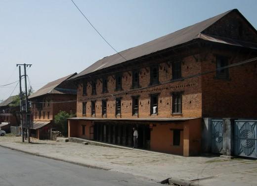 Purano Bazaar - Old Pokhara Market