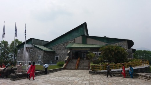 Pokhara International Mountain Museum