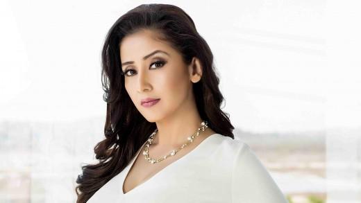 Indian actress Manisha Koirala