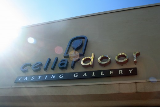 cellardoor offers tastings of Michael David and Van Ruiten wines.