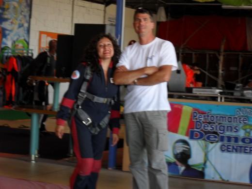 With the Pilatus Pilot