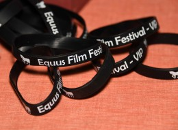 Guests of High & Mighty get a gift to take home as a reminder of six wonderful horse films.