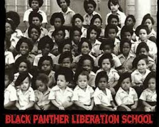 Black Panther Liberation School