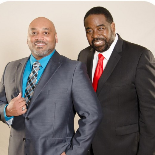Speakers Ruben West & Les Brown