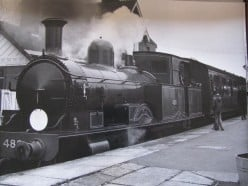 Letting off steam on The Bluebell Line, Sussex