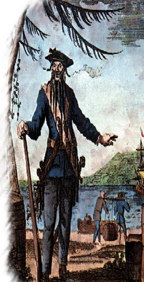 Blackbeard's teasure is said to be burried somewhere along the shores of Charleston, SC.  Care to come search for it?