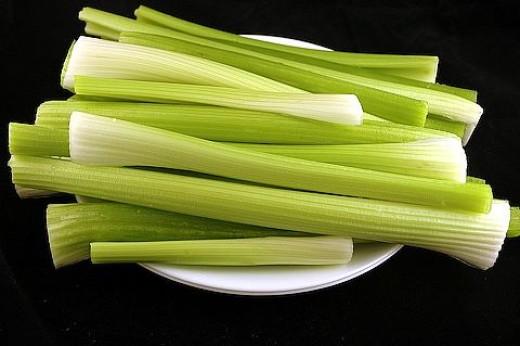 Celery - No Calories