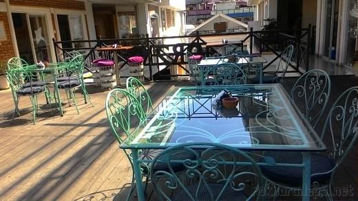 OR2K restaurant outside seating