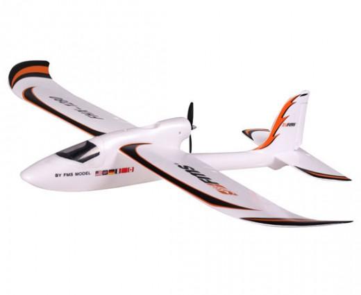 """FMS Easy Trainer 1280mm 50.5"""" Wingspan RC Plane"""