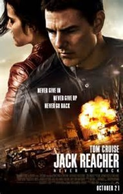 Jack Reacher Never Go Back Film