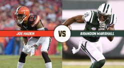 Winless Browns (0-7) host the Jets (2-5) in what may be Cleveland's only winnable game.