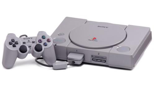 PlayStation 1 - Released September 1995