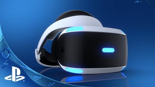 PlayStation VR - Released October 2016