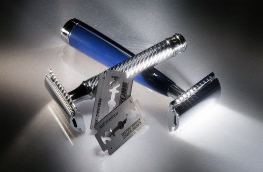 Safety razors are making a come back because they prevent  razor burn