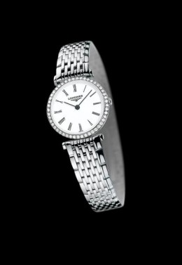 Longines La Grande Classique Steel Diamonds